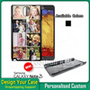 Custom 2D 3D Sublimation Printing Cute Fancy Designer Mobile Phone Smart Cover Case for Samsung Note 2 3 4 5 6