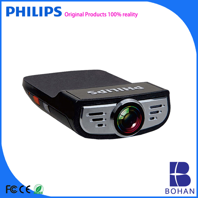 PHILIPS Car Camera Video Recorder with Full HD 1080P