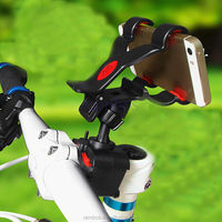 Bike phone mount universal holder motorcycle handlebar holder cradle mount for iPhone 6 Plus