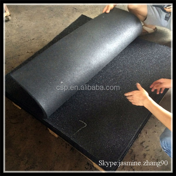 Environment Friendly Large Rubber Floor Mats