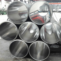 Top-level Hollow Mechanical Properties St52 Steel Tube