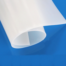 Wholesale different thickness silicone sheet custom color industrial rubber sheet