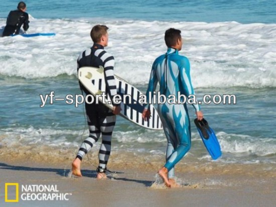 2013 new design high quality triathlon wetsuit