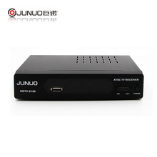 JUNUO directly supply North America 1080p free channels atsc tv receiver