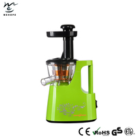 Safe convenient orange juice extractor machine