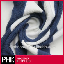 Wholesale Double Color Viscose Blended Knit Jersey Fabric For Bedding