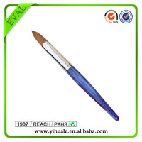 EVAL 2018 latest supply acrylic nail art brush