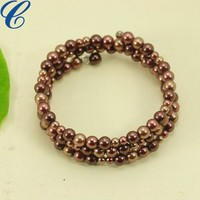 wholesale high quality Latest fad pearl bracelet