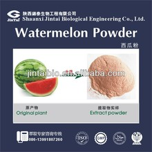 water soluble extract powdered watermelon juice concentrate