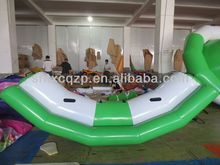 inflatable water seesaw,inflatable water sport toy