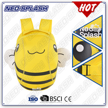Fashionable Funny 3D Bee Design Kids school Backpack