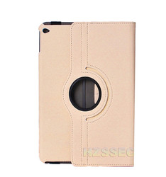 Protective cove smart 360 degree rotatable tablet case with stand and card slots for iPad 6 cover