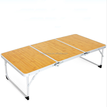 90cm aluminum portable mini camping folding table