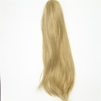 "17"" Synthetic Fiber Straight Long Hair Ponytail hair extension"