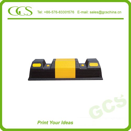 container ramp for forklift auto parking block wheelstopper