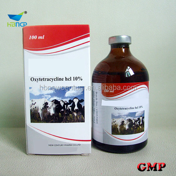 veterinary drug companies supply tetracycline injection