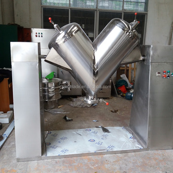 V shape Blending Mixer of 304 stainless steel