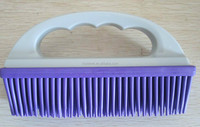RUBBER STRONG SCRUBBER PET BRUSH