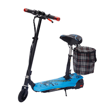 kids electric scooter/coolest cheap foldable child scooter 24v