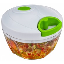 High Quality Vegetable Hand Shredder Plastic Manual Food Chopper