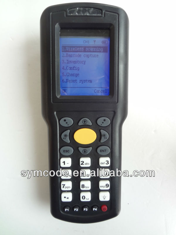 Barcode Data collector / Handheld Data Terminal PDA For Inventory Verification and Warehouse Using