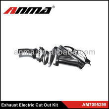 Universal Exhaust Electric Cut Out Kits / exhaust accessories / parts