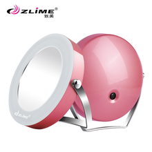 ZL-M1306 LED Light Magnifying Makeup Mirror professional magnifying