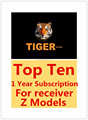 Tiger Star top ten apk 1 Year subscription for receiver apk