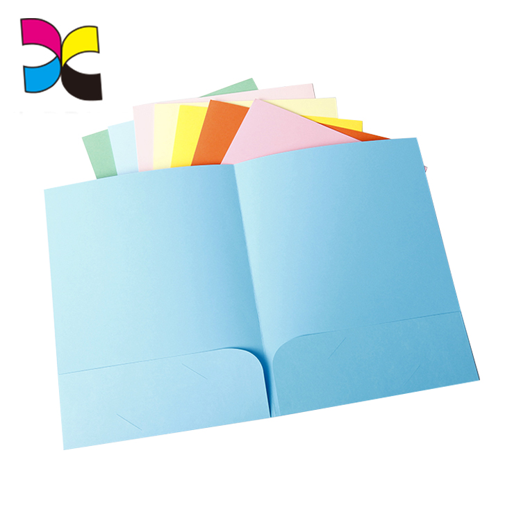 Colorful folder set (6)