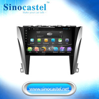 Wholesale Android Car Multimedia Player GPS Navigation system for Toyota Camry 2015 with 10.1 inch TFT LCD big screen