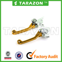 Aftermarket wholesale MX lever aluminum alloy moto spare parts from china suit for RMZ 125 250 450