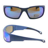 Custom tr90 ce fda uv400 mirror polarized outdo sports sunglasses