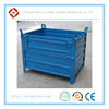 Heavy Duty Forklift Stackable Bulk Stainless Steel Crates
