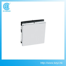 V-522C, high quality stainless steel glass clamp, glass door central patch fitting