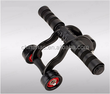 Professional ab roller exercise Twister wheel fitness equipment