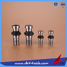 CNC tool accessories,bt50 Pull Studs for Collet Chuck