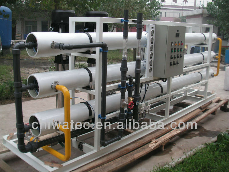 20000LPH commercial RO system