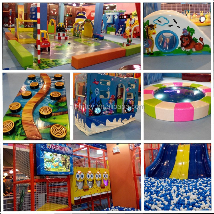 New Design Indoor Playground For Children