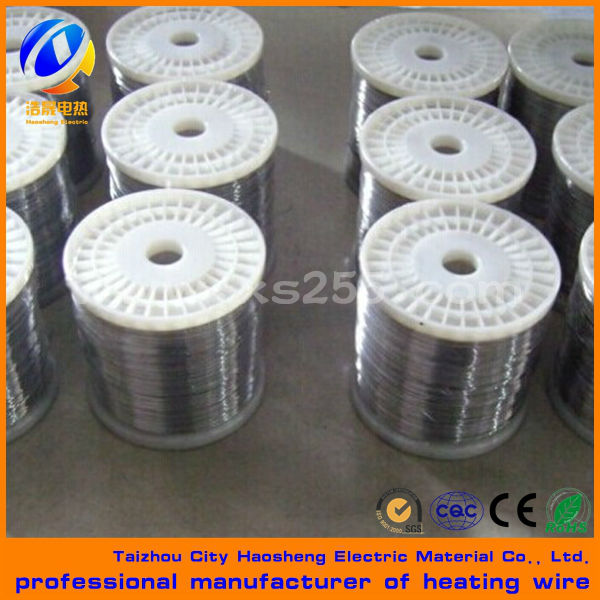 annealed nickel chrom heating wire