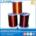 PEW/130L Polyester round enameled copper wire for rewinding of motors, class 130 QZ/130L