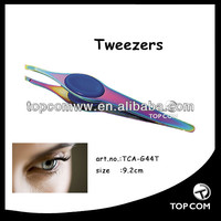 eco-friendly wide grip tweezers