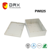 Sealed Waterproof electronic ip68 plastic box cable junction enclosure