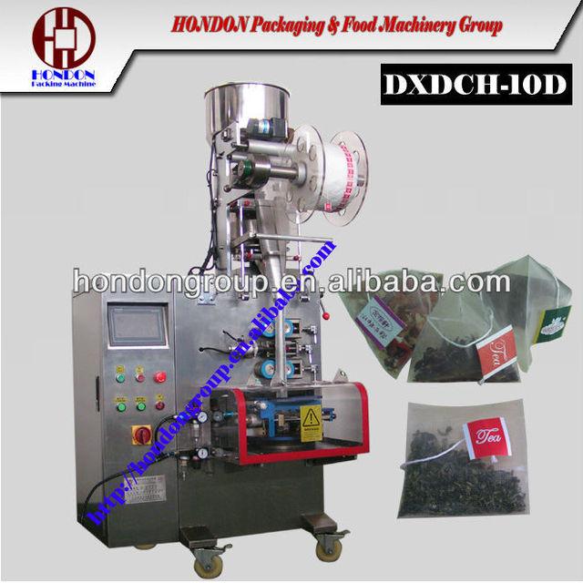 Automatic Foil fragmental tea packing machine
