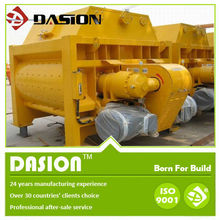 DASION PLC control High Efficiency concrete mixer in dubai for directly sale