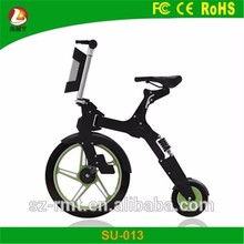 Factory patent brushless 2 wheel e bicycle folding electric bike for adults