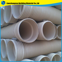 Professional pvc corrugated pipe connector upvc tube fittings