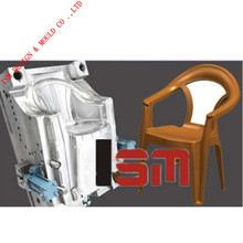 OEM Manufacturer China Factory supply high quality chair injection chair seat plastic mould