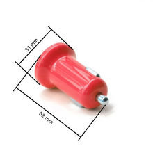 5v 2100ma usb mini car charger