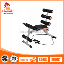 2015 Asia hot consumer goods folding home fitness equipment as seen on TV ab equipment