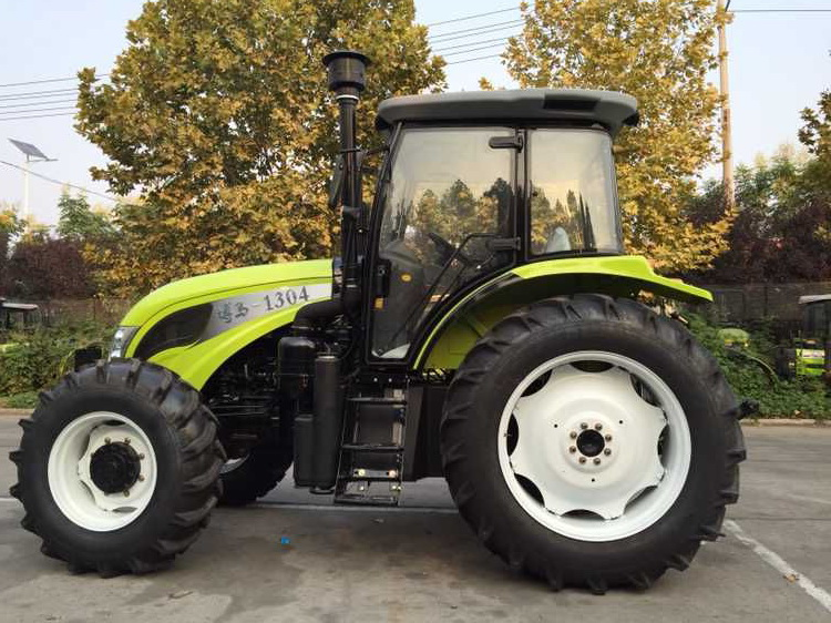 4 WD 130hp AC farm tractor 1304 tractor